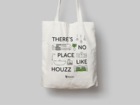 Houzz Swag - Tote Bag