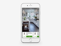 Houzz iOS App Feature — Visual Match