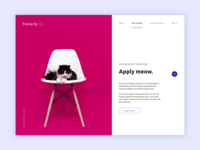 Daily UI #001 Signup Page