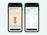 Daily UI #002 Credit Card Checkout Page