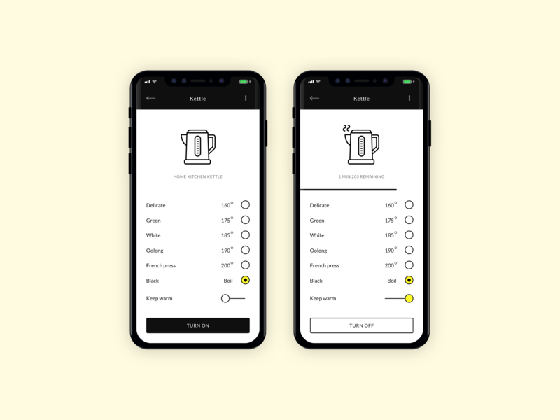 Daily UI #015 On Off Switch onoff switch ios app design ux ui uxdesign uidesign dailyui