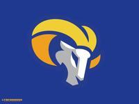 LA Rams ( rectified)