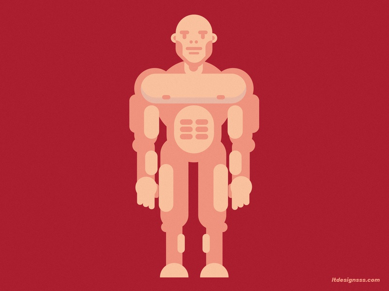 Anatomy 101 flat character shapes human human construction flat shapes flat design muscles mascot guy chracter flat colours flat sketch flat designs anaatomy man humanoid geometric shapes graphic design simple shapes