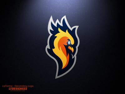 LeFlame - Secondary Logo -