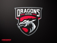 Dragons Gaming (Pink Version)