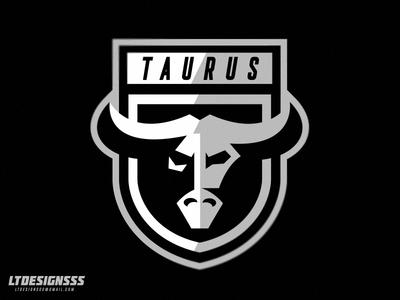 Taurus (B & W)