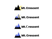 Logo Concept: Mt. Crescent