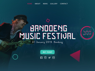 Bandoeng Music Festival.