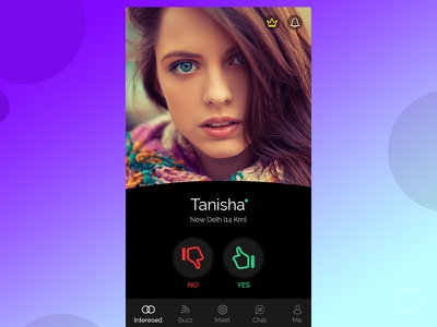 Skout App Redesign Concept dating dating app iphone app ios app