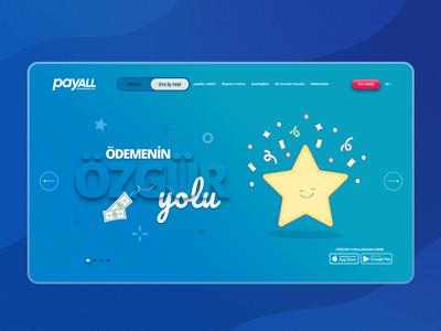 PayALL Website