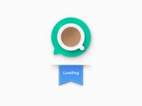 Meiqia Old Logo - loading