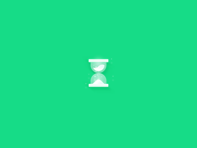 Hourglass waiting time icon sandglass hourglass