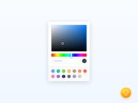 Colour Picker (Sketch Freebie)