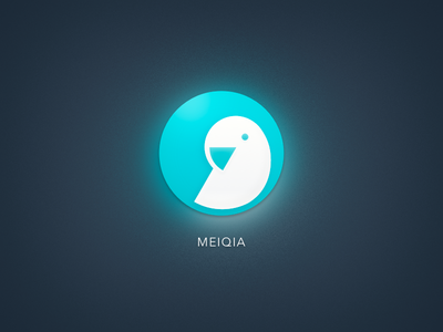 Meiqia Icon for macOS macos logo meiqia mac icon