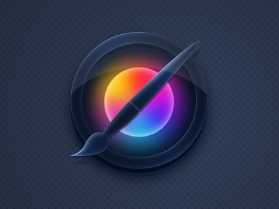 the Painter unfinished testing icon colour color supreme painter