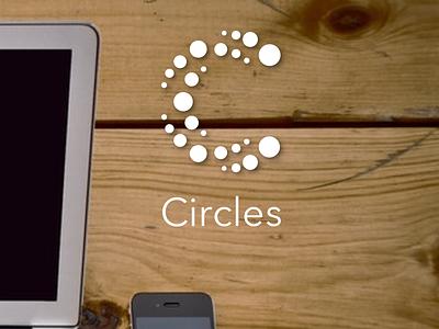 Circles coin exchange branding