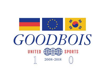 Goodbois 10+ Years Shirt icon print logotype vector graphic design photography art direction logo design identity design typography logo fashion branding