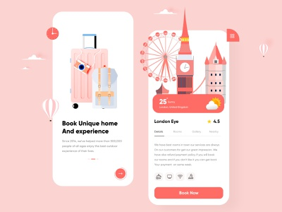 Travel Mobile App UX UI Design mobile app ui design minimal mobile ux ui design mobile apps mobile ui mobileapp mobileappdesign app interface ui uiux ux
