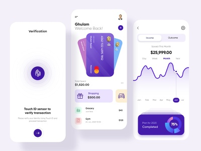 Banking and Finance Mobile App mobile app ui design minimal mobile ux ui design mobile apps mobile ui mobileapp mobileappdesign app interface ui uiux ux