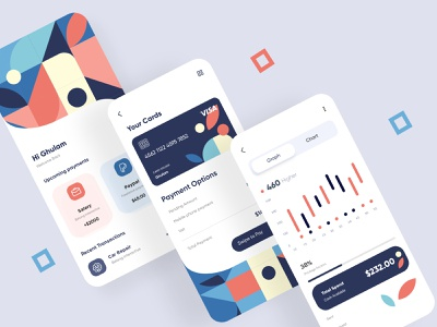 Finance App UX-UI Design mobile app ui design minimal mobile ux ui design mobile apps mobile ui mobileapp mobileappdesign app interface ui uiux ux