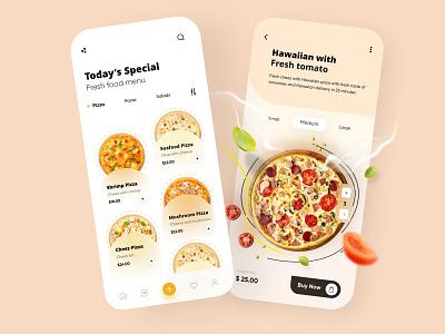 Food Mobile App UX UI Design mobile app ui design minimal mobile ux ui design mobile apps mobile ui mobileapp mobileappdesign app interface ui uiux
