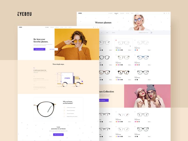 Eyebou - Eyeglasses Store