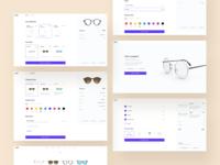 Glasses Configurator