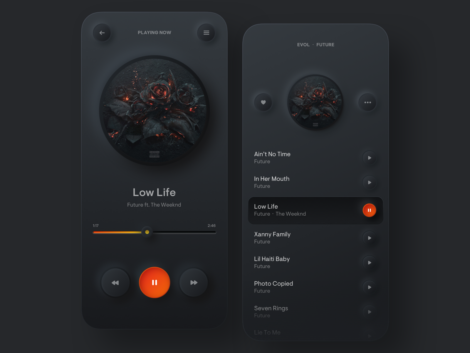 SIMPLE MUSIC PLAYER BY FILIP LEGIERSKI FOR RIOTTERS