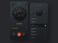 Simple Music Player