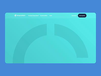 Interaction design landing page interface interaction design ui uidesign motion motion design animation