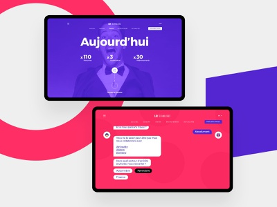 LR technologies desktop brand design design website ui brand branding webdesign