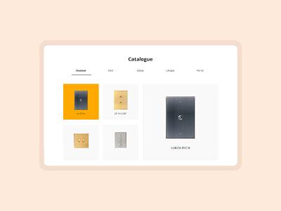 Meljac design website brand ui minimalist webdesign product page product
