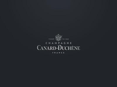 Canard-Duchêne mobile desktop ui champagne