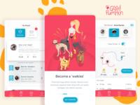 """Good Pumpkin""  App for Pet Owners"