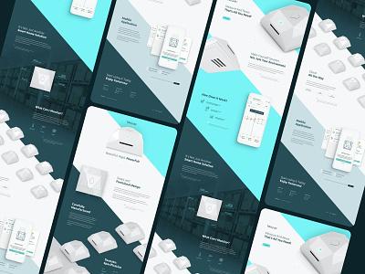 Triglav responsive voila smarthome mobile app webdesign web triglav