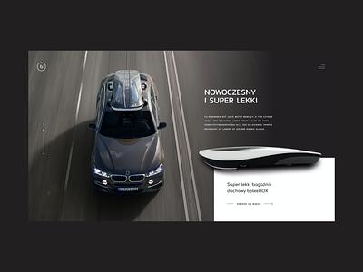 Bolee shopping cart ecommerce dark cards luxury bolee webdesign web design voila