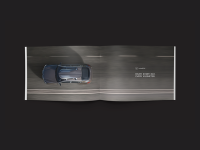 Bolee voila black catalog print luxury sport design dark bolee cars branding