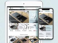 Lavello - e-commerce website
