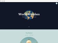 World wonders large