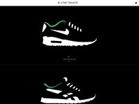 Iconic sneakers full