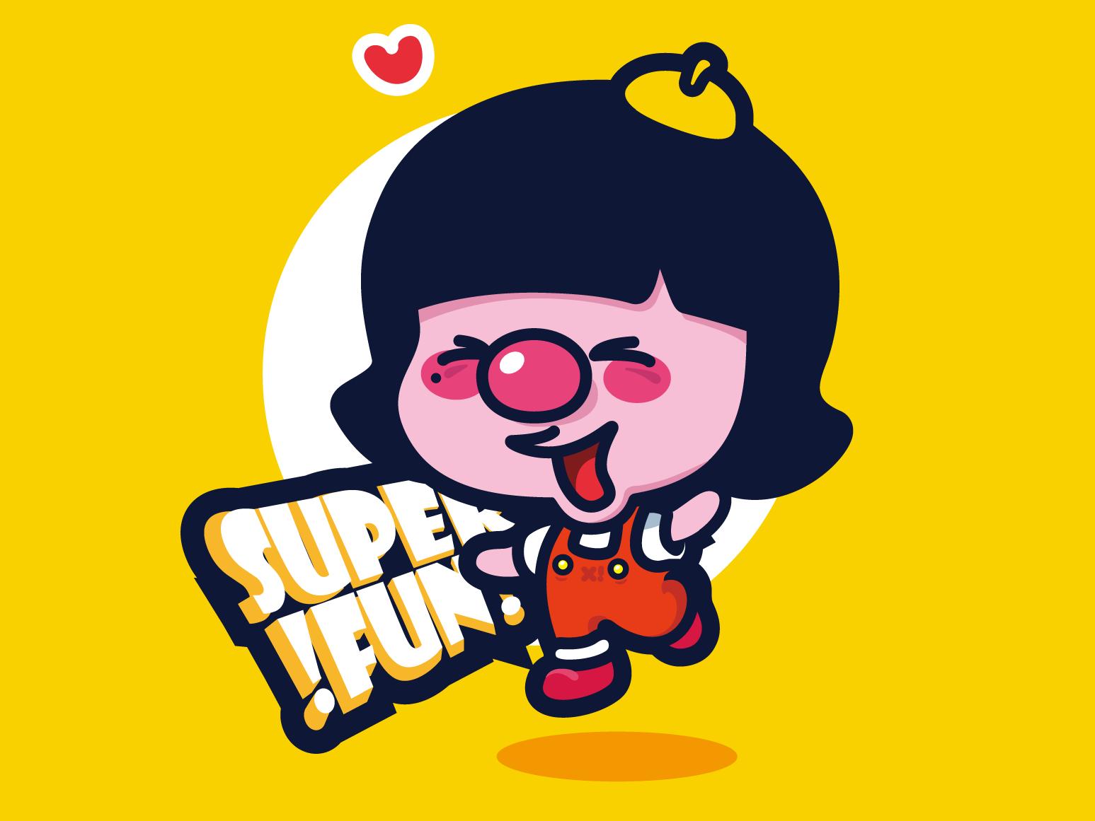 superfun 大囍杂货铺 logo 插图