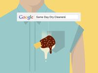 Google AdWords Banner - Ice Cream (1 of 4)