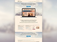 FT ePaper landing page