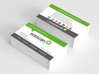 EzeScan Business Card