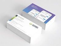 Seedrs Business Cards