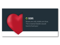 Valentines Day Email Banner