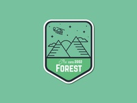 The Forest Badge