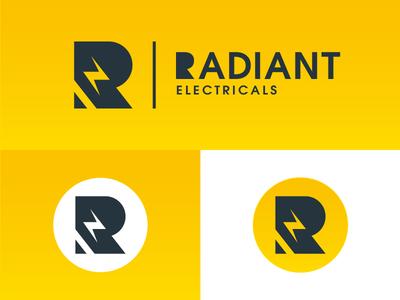 Radiant Electricals Logo