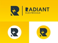 Radiant Electricals Logo