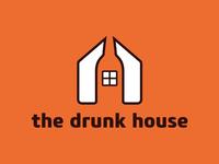 The Drunk House Logo